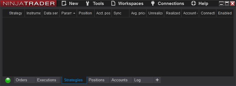 Ninjatrader forex demo account