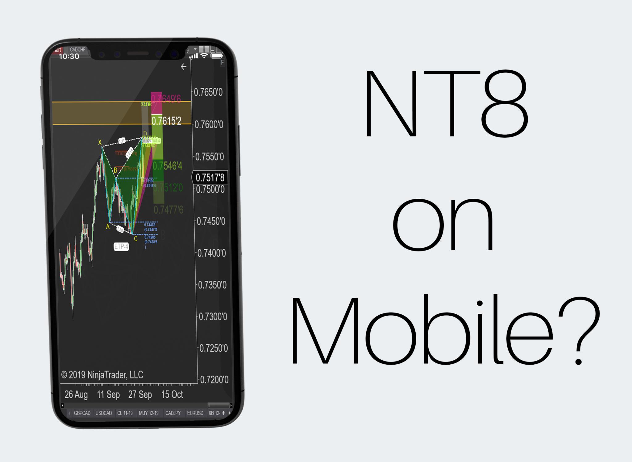 ninjatrader for android