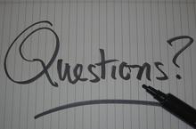 Questions - FAQ
