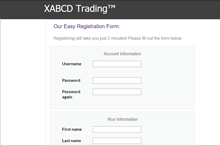 Register at XABCD Trading