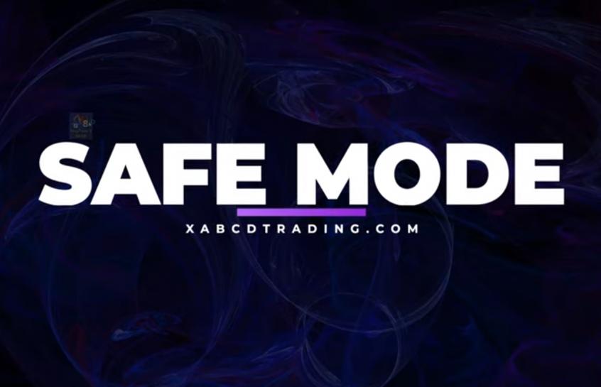 Safe Mode in NinjaTrader 8