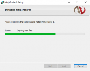 NinjaTrader 8 Upgrade