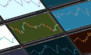NinjaTrader 8 Chart Template Collection