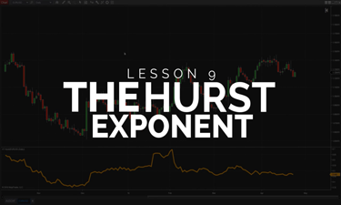Learning the Hurst Exponent Indicator