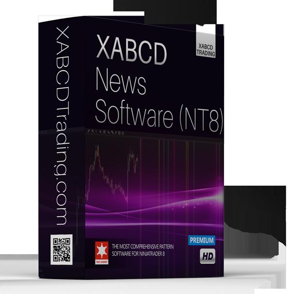XABCD News Indicator for NinjaTrader 8