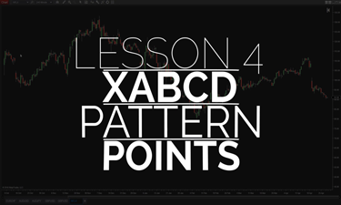 XABCD Pattern Points