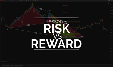 Risk vs Reward and XABCD Patterns